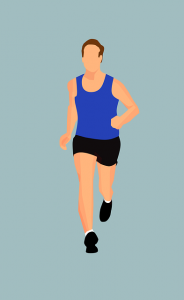 runner without gynecomastia